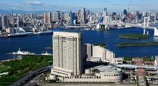 Grand Pacific Le Daiba Hotel in Tokyo. Image courtesy Summit Hotels & Resorts