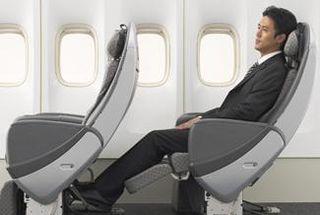 JAL Premium Economy. Image courtesy JAL.