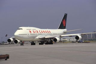 Air Canada 747. Image courtesy diplomatinvestissement.com